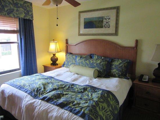 Fantasy World Club Villas: Master Bedroom