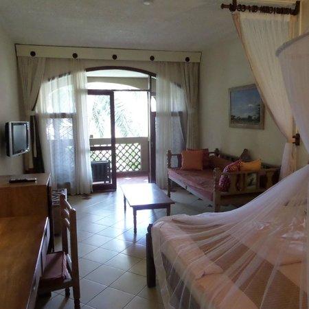Severin Sea Lodge: Comfort room