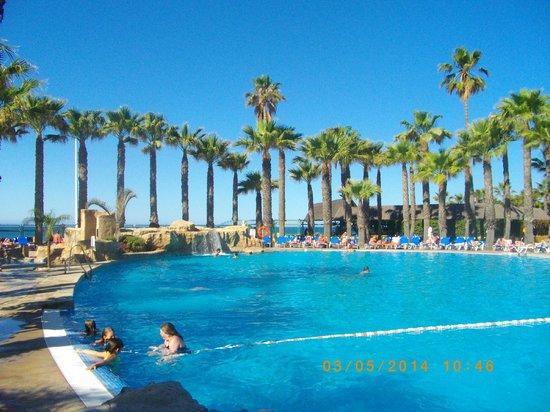 Marbella Playa Hotel: piscine adulte
