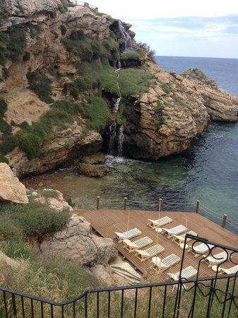Club Resort Atlantis: Piscine privée hôtel