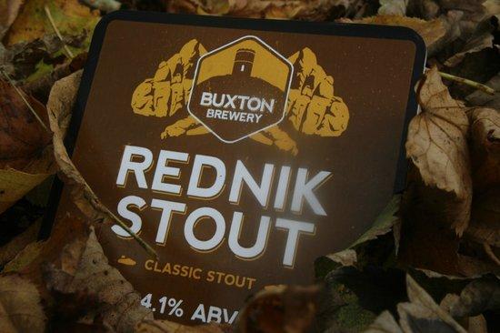 Buxton Tap House: Rednik Stout
