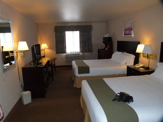 Clarion Inn: Holiday Inn Express Page-Lake Powell