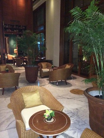 The Dharmawangsa Jakarta: Lounge