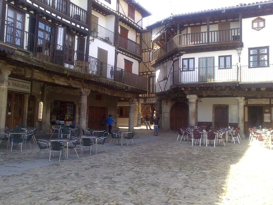 Localidad de La Alberca, Salamanca
