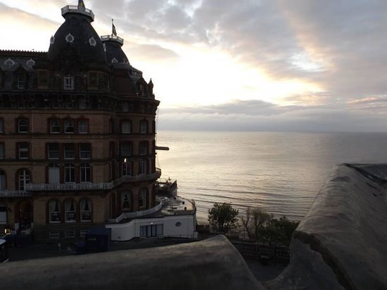Travelodge Scarborough St Nicholas Hotel: View from room 421