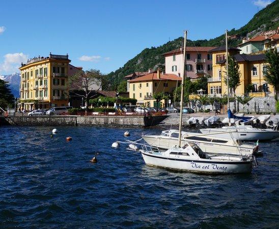 Hotel Olivedo: Beautiful Lake Como views!