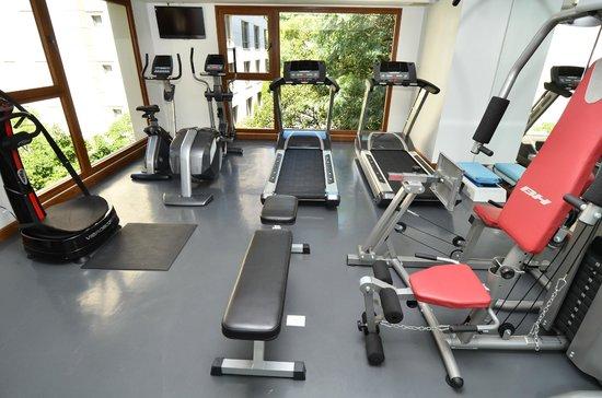 HUB PORTENO: Gym
