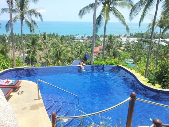 Seaview Paradise Resort Hotel : Infiniti Pool