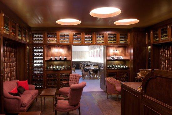 Hub Porteno: Tarquino's bar