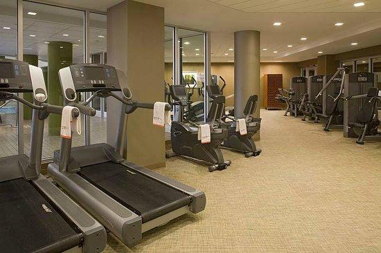 Hyatt Regency New Brunswick: Fitness Center