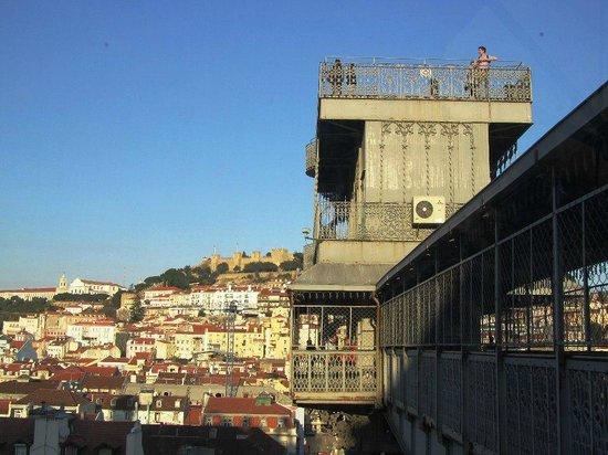 Cidade Baixa: View from the cafe