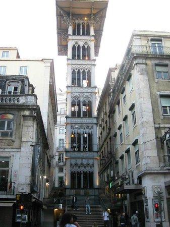 Cidade Baixa: view from street level