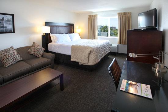 River Inn at Seaside : King Bed