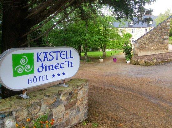 Hotel Kastell Dinec'h : L'Hotel
