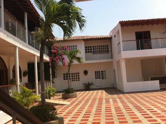 Hotel Palma Blanca: AREA HOTEL