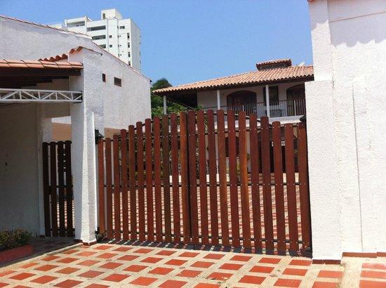 Hotel Palma Blanca: ENTRADA PRINCIPAL