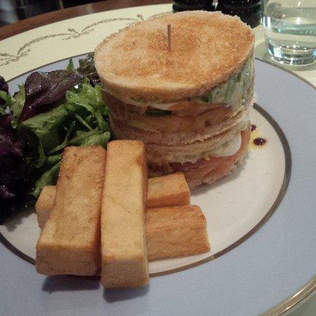 Laduree : quatre frites