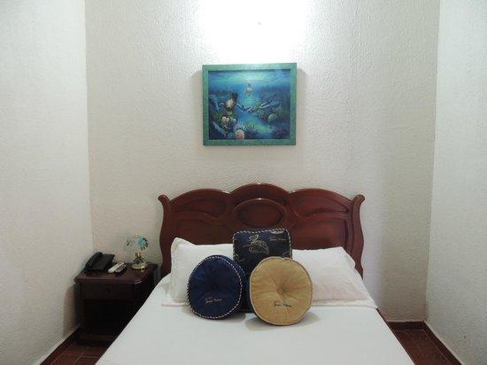 Hotel Palma Blanca: HABITACION ESTANDAR