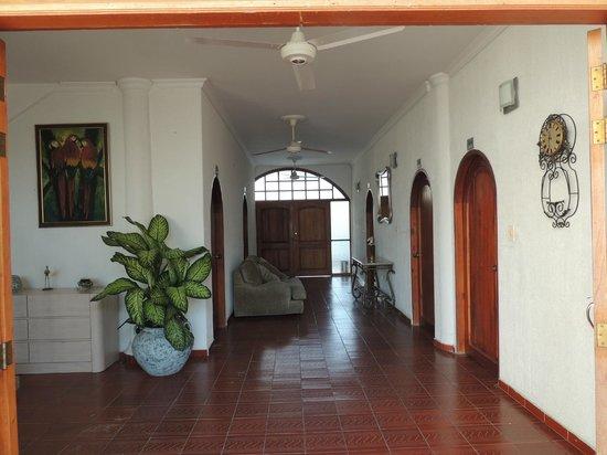 Hotel Palma Blanca: ZONA DE ESTAR