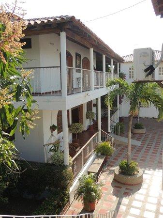 Hotel Palma Blanca: BLOQUE A