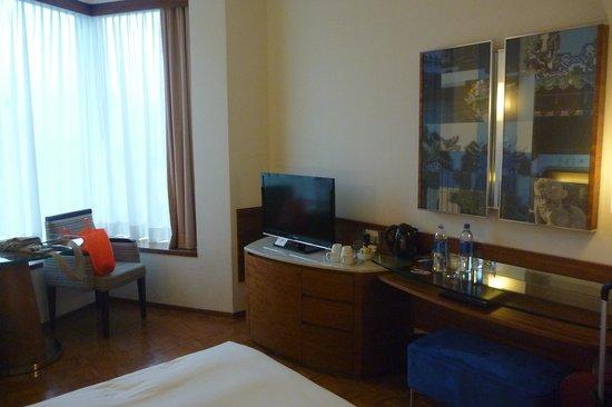 L'hotel Causeway Bay Harbour View: номер