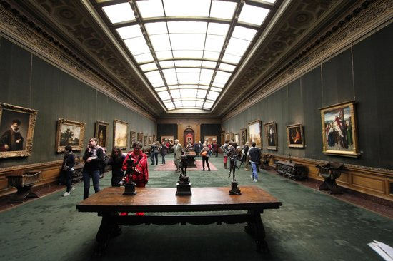 The Frick Collection : Frick 2
