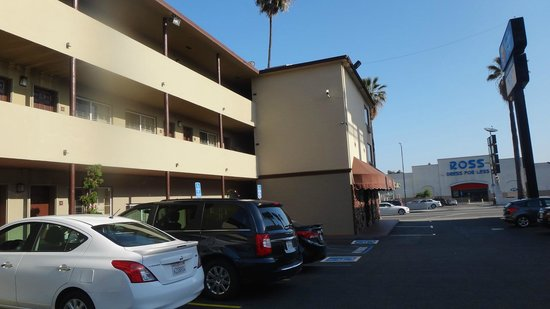 Comfort Inn Near Hollywood Walk of Fame: Confort