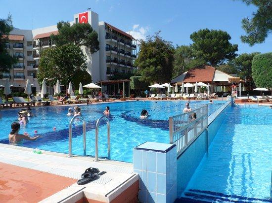 Club Med Palmiye: zwembad hotel