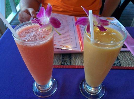 Luna Hut Restaurant : Wahnsinnig lecker
