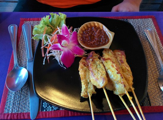 Luna Hut Restaurant : Yamyam