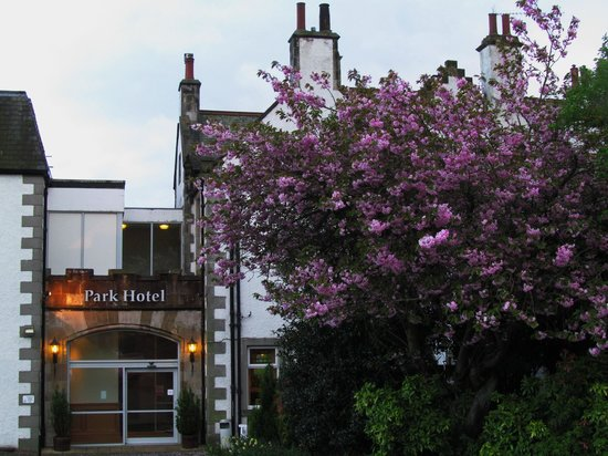 The Park: Park Hotel: main entrance