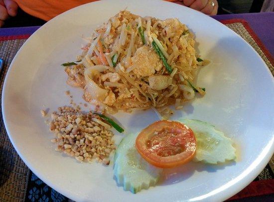 Luna Hut Restaurant : lecker