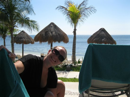 Secrets Silversands Riviera Cancun: hi honey