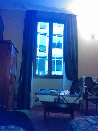 Hotel Corona D'Italia: Camera