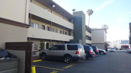 Comfort Inn Near Hollywood Walk of Fame : Confort