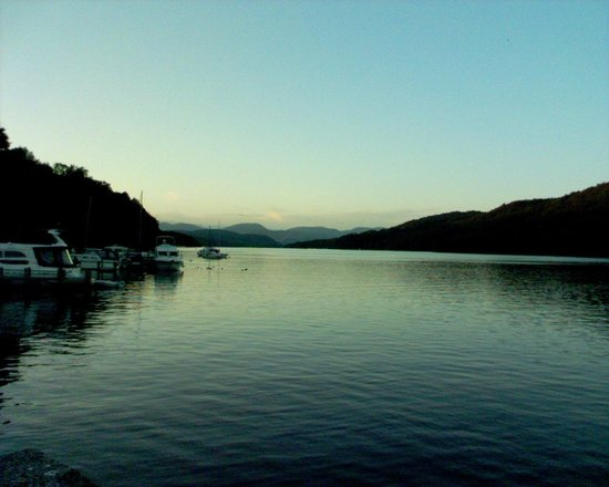Whitewater Hotel & Leisure Club: lake windemere