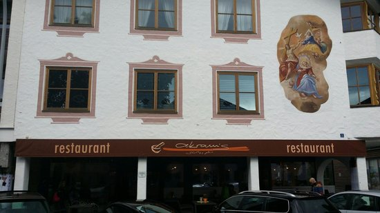 Akrams Restaurant: From front
