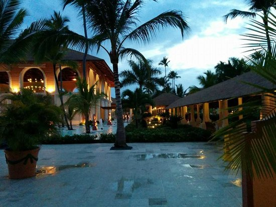 Hotel Majestic Colonial Punta Cana: Hotel Grounds