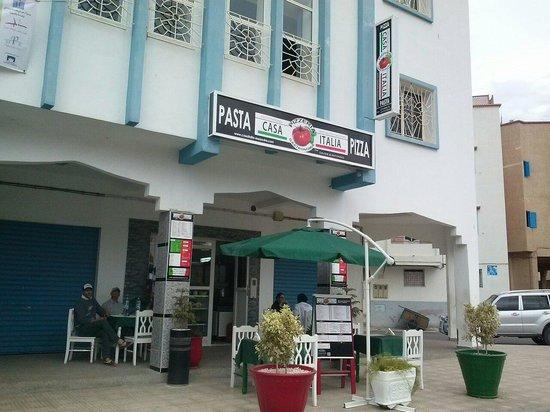 Pizzeria casa italia Place stm