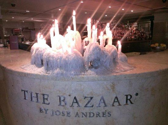 The Bazaar by Jose Andres: It's Bazaar!