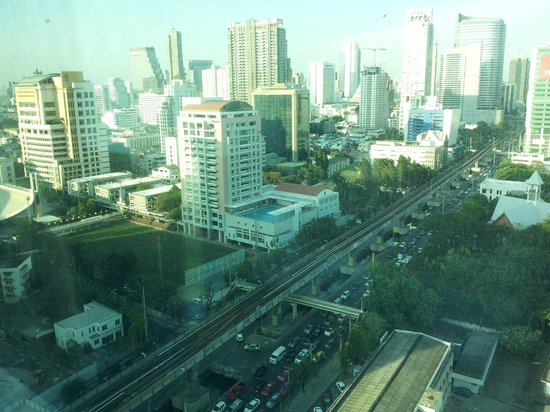 Eastin Grand Hotel Sathorn: vue chambre