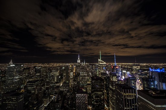 Rockefeller Center Tour: Top of the Rock - Rockefeller Center © Ricardo Wolf