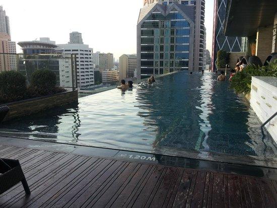 Eastin Grand Hotel Sathorn: piscine