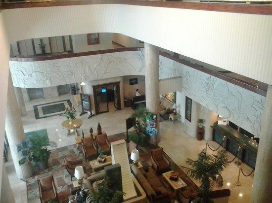 Holiday Inn San Jose Downtown Aurola : El Lobby