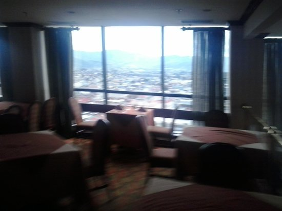 Holiday Inn San Jose Downtown Aurola : Restaurante