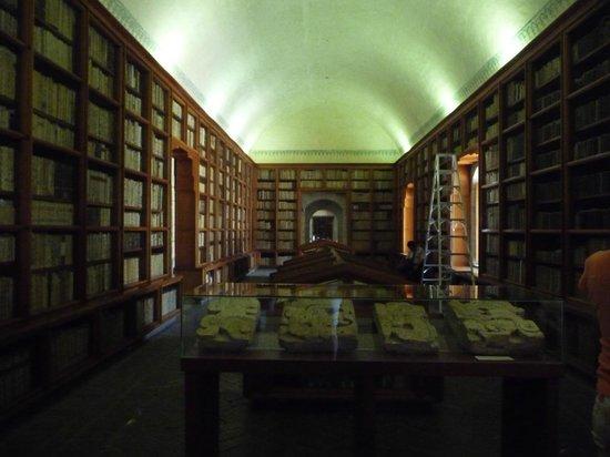 Museo de las Culturas de Oaxaca: Library