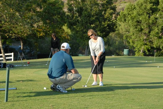 Stadium Golf Center & Batting Cages: Group Golf Instruction