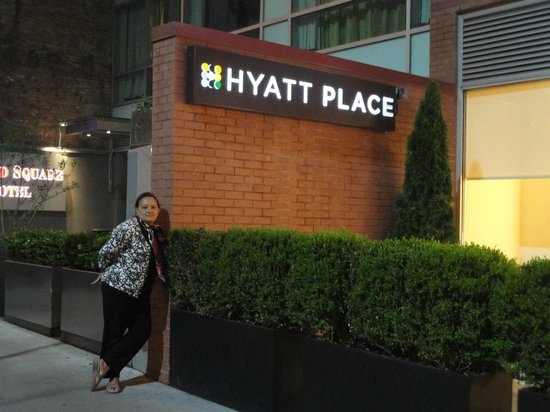 Hyatt Place New York Midtown South: Fachada