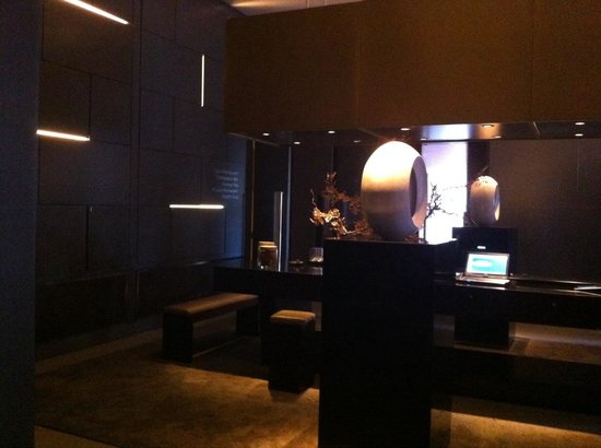 Andaz London Liverpool Street : Acceuil