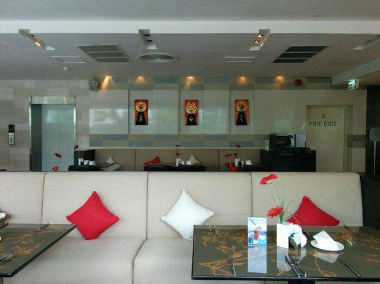 Park Plaza Sukhumvit Bangkok: Restaurant